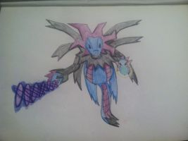 Hydreigon by cr1tter17