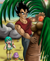 Looking for the Dragon Balls - 1 star by mayabriefs
