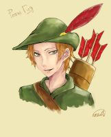 Robin Hood by Resawe