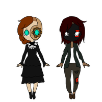 CreepyPasta Adopts OPEN 1/2 {+Lowered Prices!} by bellamegalodonna