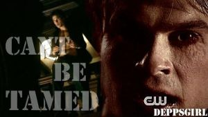 Damon Cant Be TAMED by JohnnyDeppsGirl4life