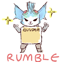rumble rumble by iosue