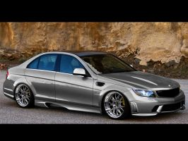 C63 AMG by Clipse89