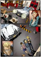 Ghostbusters Mature Pg 1 Colors Done by BDixonarts