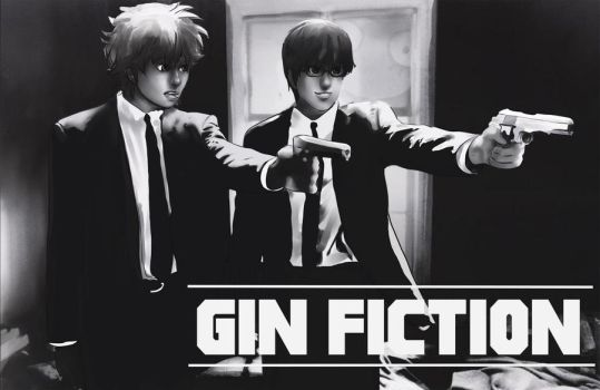 Gin Fiction by Skittlez23