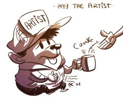 Pay the Artist by splendidriver