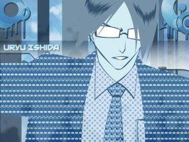 Uryu Ishida Cool Blues by OhHeyItsSK
