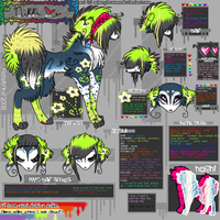 Kye Reference 2008 by miserylovesme