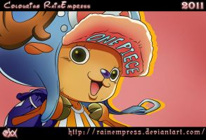 Tony Tony Chopper We Go by RainEmpress
