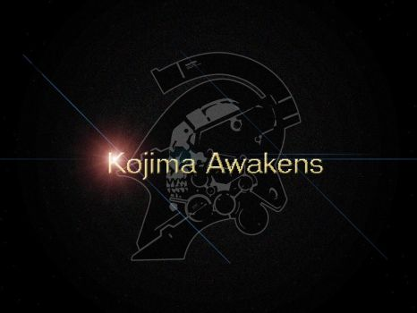 Kojima Awakens by finalverdict