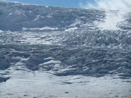 Athabasca Glacier 50 by raindroppe