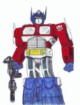 Optimus Prime G1 by Lonewolf521