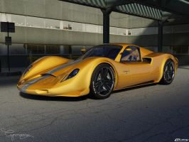 Porsche 906 Concept 5 by cipriany