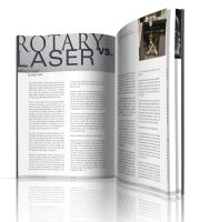 Rotary vs. Laser Mag Spread by dizzyflower28