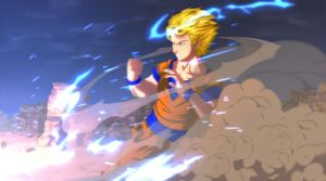 My Way Goku by xenocracy