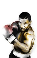 mike tyson by aremanvin
