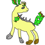 Cybertronic leafeon by scarthedragon