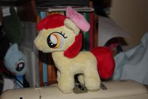 Apple Bloom by Siora86