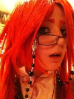 Grell teeth by LacylovesNirvana