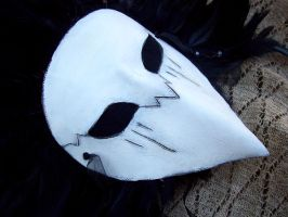Bird Skull Spirit Mask by savagedryad