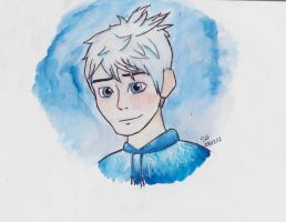 JACK FROST - WATER COLOR by ShallowPoolTheWolf