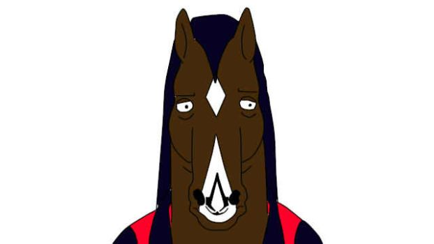 If bojack was an assassin by Raspulliver