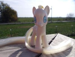 Beloved Horse MLP Custom - Crystal by CustomsByKatika