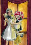 Be a Happy Maid by yapi