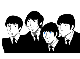 meet the beatles. by Definate-Maybe567