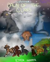 Dawn of the Clans: The Sun Trail Fan Cover by Fluffy-RusCan