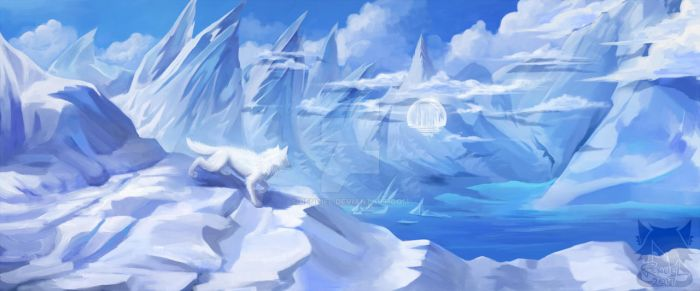 Ice Country by Renciel