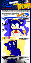 Ultimate Sonic Meme by LucarioGirl4Ever