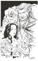 M.I.A Beauty and the Beast by KidNotorious