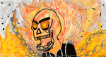 GhostRider by VioletRosemary