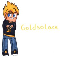 GoldSolace by YouCanDrawIt