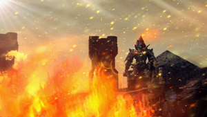 Bad fire effects by zOMG-a-DropBear