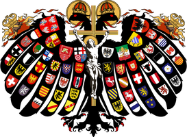 Banner of the Holy Catholic Alliance (1714-1814) by MoralisticCommunist