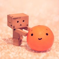 danbo's friend by Estelar