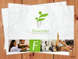 Fisiocenter logo by danielmental