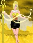 Ino Egyptian Queen by Carmyvv