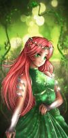 Bookmark Style Commission: Gemma by galia-and-kitty