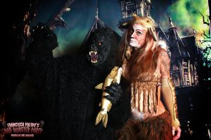 Francisca Pulido's Mad Monster Party 14 by tatehemlock