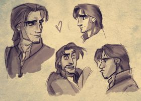 Flynn Rider... Again. + Video by nataliebeth