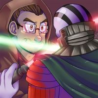 The Force is strong... by kirapop