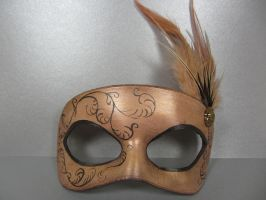 Antique styled mask by maskedzone