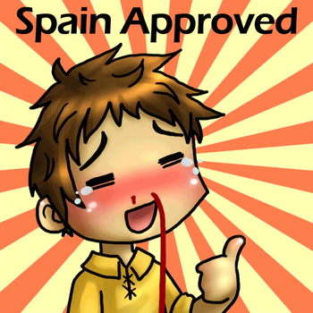 animated spain approved by roseannepage