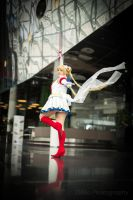 Super Sailor Moon - In the name of the moon by D1MO