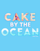 Cake By The Ocean by DarknessOnly13