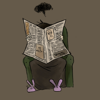 Newspaper by Harmleikur