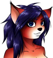Tsuyi ID picture by invader-gir